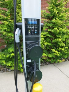 Ungerman electric installs Car Charging Stations
